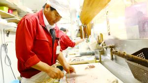 鮮魚部門の業務内容